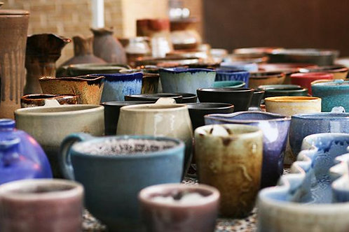 Ceramics - Weds. 11AM- LIMIT 6