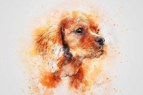 Paint Your Pet - Saturday   April 17