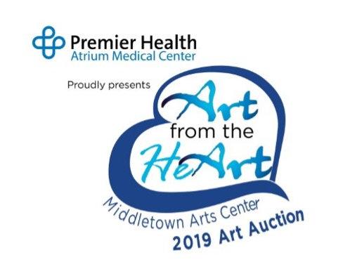 2019 Art Auction Ticket