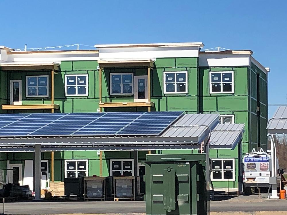 Solara Carport Solar Panels March 2019