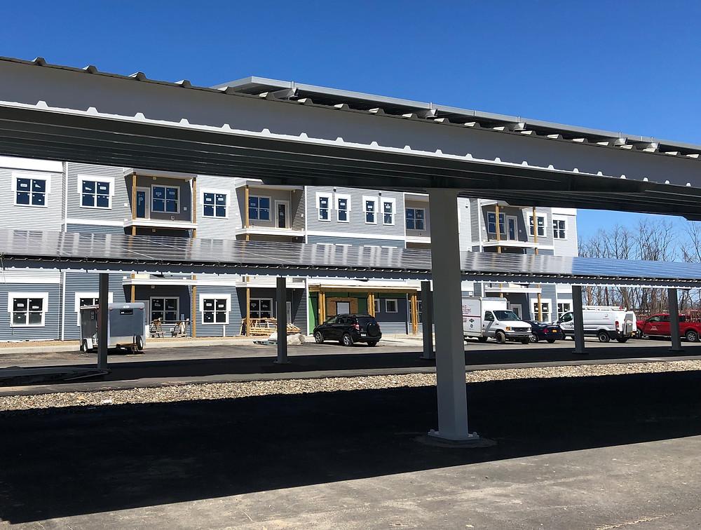 Solara-Carports-In-Construction