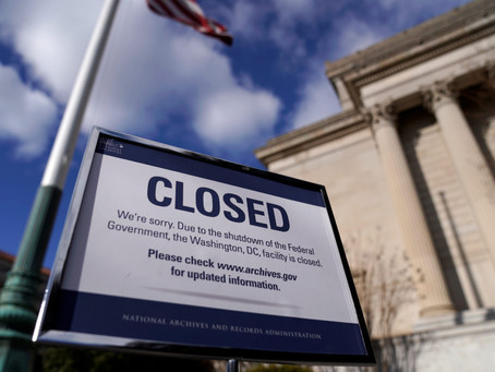 Government shutdown slows immigration courts