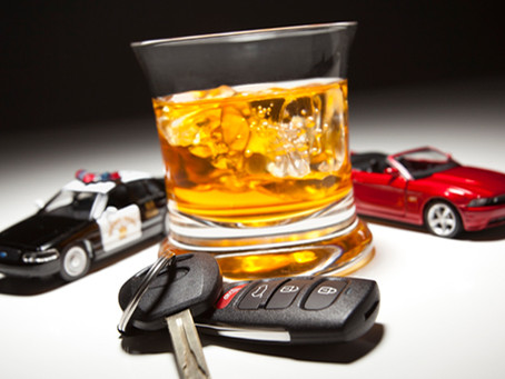 Seeking DUI defense after alcohol-related accident