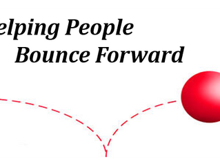 Helping People Bounce Forward