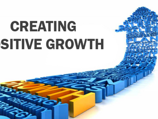 Creating Positive Growth