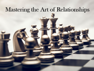 Mastering the Art of Relationships