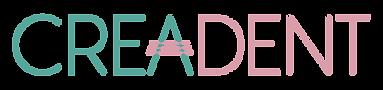 Logo Creadent laboratorio dental