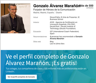 GONZALO ÁLVAREZ - Comunicación también para profesores