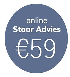 tarief staaradvies 59 euro