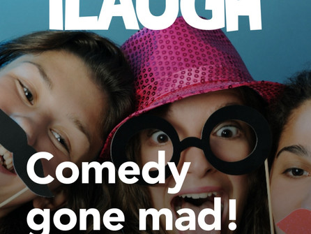 Need a laugh? Download iLaugh App now (for free!)
