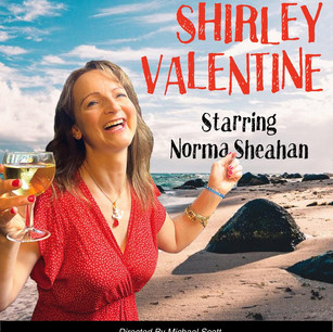 Gaiety Theatre Announces the Hilarious SHIRLEY VALENTINE This October 12-16th