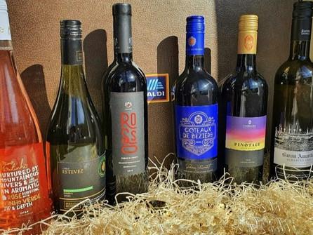 Wine Highlight: 'Travel the World' Wine tasting