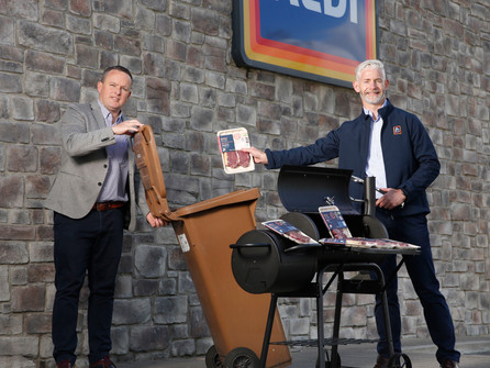Aldi first to launch new home compostable trays for steak in Ireland