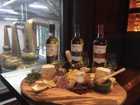 Powerscourt Distillery announce re-opening of Food & Whiskey Pairing Experiences