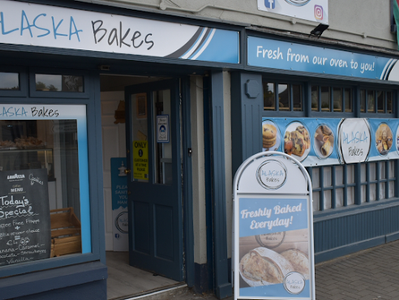 Alaska Bakes' Wicklow Cancer Support  Coffee Morning Raffle