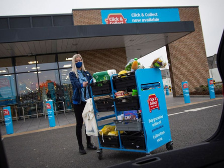 Aldi reveals top 20 items ordered on new Click & Collect service
