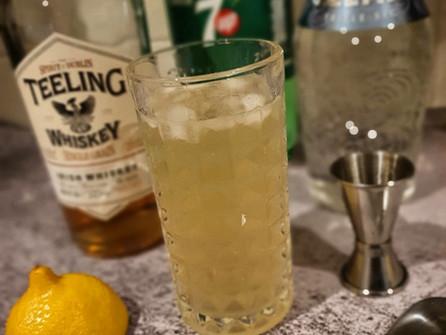 Liberties Lemonade Cocktail