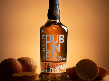 The Dubliner Irish Whiskey launch 'Old Fashioned' Cask Edition