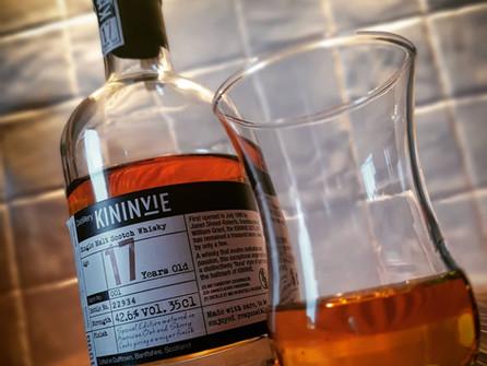 Whiskey on Wednesday   Kininvie 17yo⠀