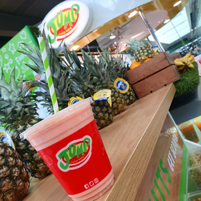 Cold Pressed Juices and Smoothies, delivered by Jump Juice!