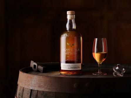 McAllister Irish Spirits Launch New Irish Whiskey and Gin Brands