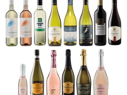 Valentine's Bubbles & Wine at Aldi