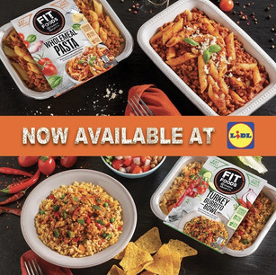 Dublin Meat Company Fit Food Ready Meals now available at Lidl