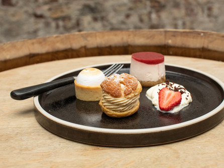 The Guinness Storehouse Launches Limited Edition Desserts in Collaboration with Le Patissier