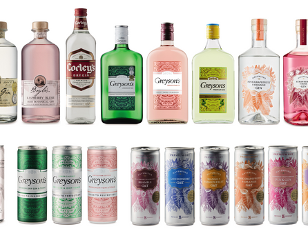 Celebrate World Gin Day with Aldi's multi award-winning range of gin!