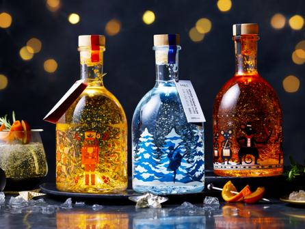 M&S Food Brings the Magic & Sparkle Unveiling This Year's Christmas Must Haves
