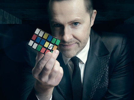 Keith Barry's Virtual Paddy's Day Party