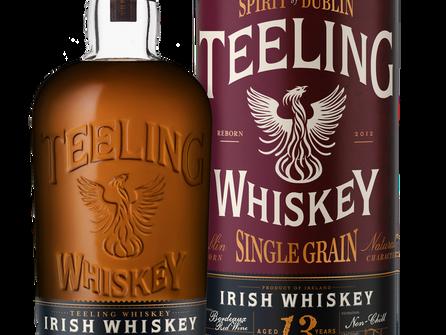 Teeling Whiskey Release 13 Year Old Single Grain