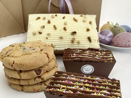 Alaska Bakes' Easter Treat Box