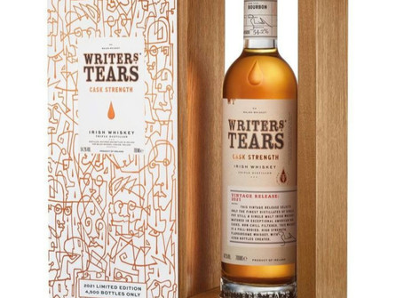 Writers' Tears launch 2021 Cask StrengthWhiskey