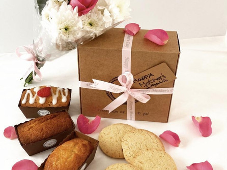 Mother's Day Treat Box from Alaska Bakes