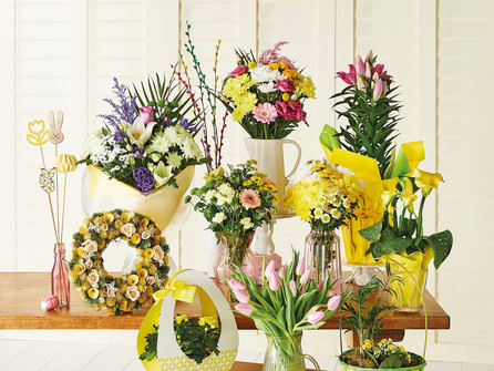 Spring has sprung! Aldi launches bright & beautiful range of Easter blooms!