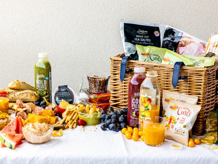 Lidl Packs The Perfect Picnic with Prices Starting at Less Than €1