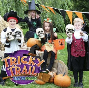 'Tricky Trail at Tayto Park' the New Halloween Kids Attraction this October