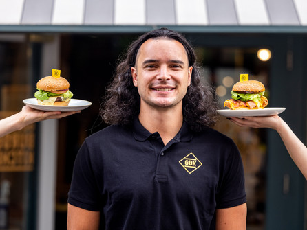 Gourmet Burger Kitchen reopens it's South Anne St Restaurant after 16 months!