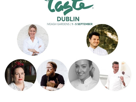 Savour The Moment at Taste of Dublin 2021
