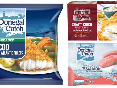 Celebrate National Fish Week with Donegal Catch!