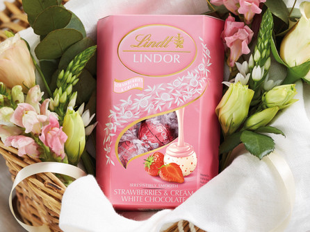 Say thank you this Mother's Day with a gift of bliss from LINDOR