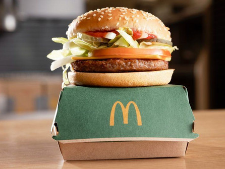 McDonald's UK and Ireland Launches Ambitious'Plan for Change'Programme