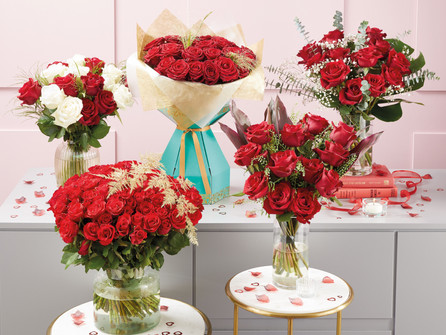 Valentine's Day flowers, Aldi's got you covered!
