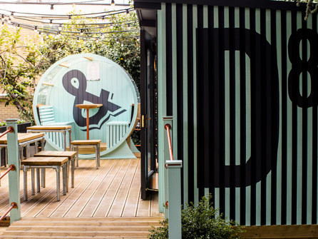 Roe & Co Distillery launch D-8TE - A Summer of Food, partnering with 6 local Dublin Restaurants