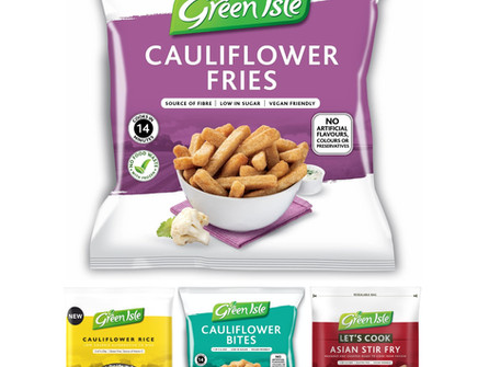 Cauliflower fries... I'm intrigued!