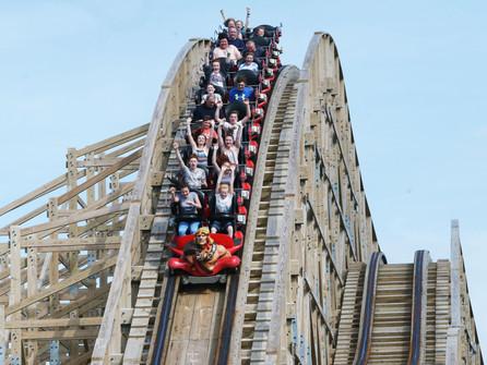 Tayto Park Theme Park re-opens on Monday 7thJune