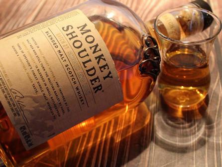 Whiskey on Wednesday   Monkey Shoulder