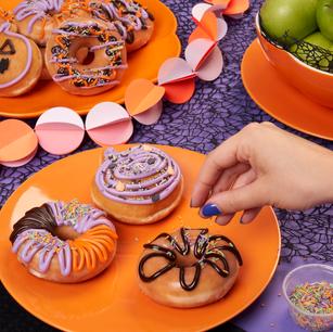 Krispy Kreme Treat Their Fans with Fang-Tastic NEW Halloween Range!