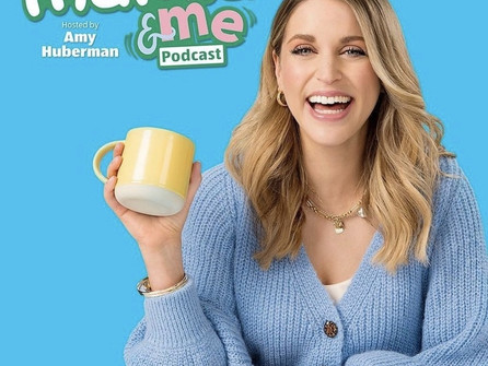 """Aldi launches """"Mamia & Me"""" Podcast hosted by Amy Huberman"""
